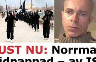 DAEŞ, Norveçli ve Çinli iki diplomatı kaçırdı