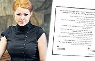 Danimarka bir skandala daha imza attı!