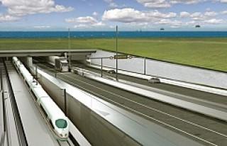 Danimarka ve Almanya dev tünelle birbirine bağlanacak