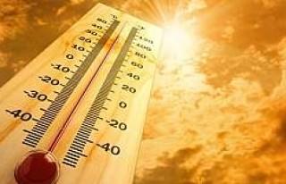 Dünya sıcaklık rekoru kırıldı