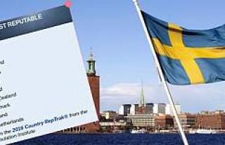 Dünyanın En İtibarlı Ülkesi İsveç Seçildi....