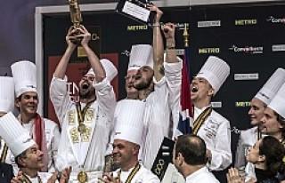Dünyanın en iyi aşçısı belli oldu...VİDEO