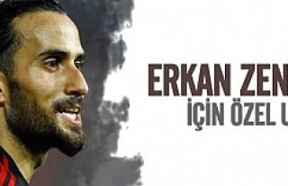 Erkan Zengin için özel uçak!