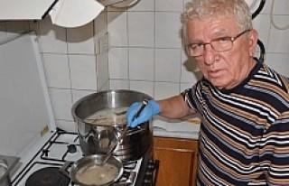 Eski milyoner şimdi sokakta çorba satıyor