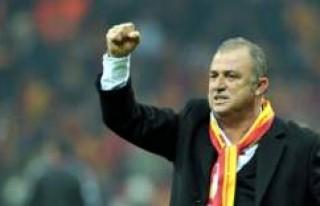 Fatih Terim Galatasaray'da