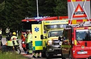 Feci kazada 3 kişi hastanelik oldu