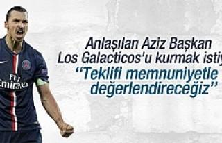 Fenerbahçe'den İbrahimovic'e teklif