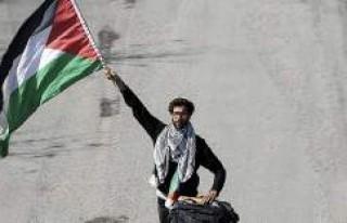 Filistin için İsveç'ten yola çıkan Ladraa...