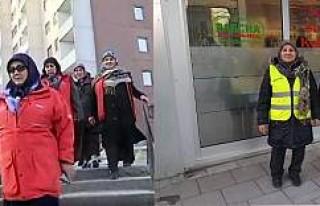 Fittja'nın Güvenliği Türk Annelere Emanet