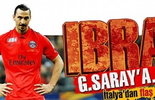Flaş iddia: İbra Galatasaray'a...