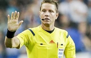 Galatasaray'a İsveçli hakem!