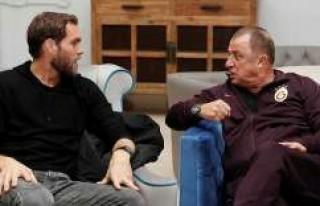 Galatasaray'da Johan Elmander, Şilili Marcos...