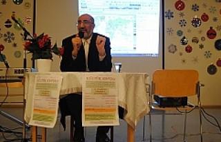 Gazeteci Abdurrahman Dilipak Stockholm'de 2 gün...