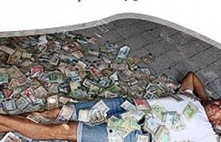 Gaziantepli inşaat işçisi para koleksiyonuyla meydan...