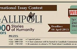 """""""Gelibolu: İnsanlığın 100 Yılı 1000 Hikayesi""""..."""