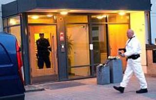 Göteborg'de bir kişi evinde ölü bulundu