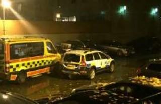 Göteborg'de iki kişi sokak ortasında infaz...