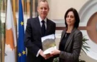 Güney Kıbrıs Dışişleri Genel Müdürü İsveç'te...