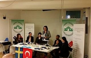 Handen Camii'sinden, İsveç'te ücretsiz hukuk danışmanlığı...