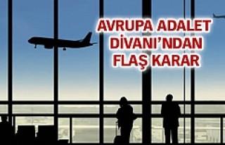 Havayolu şirketleri rötar yapan uçak için tazminat...