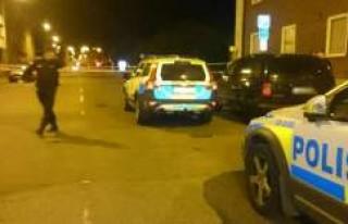 Helsingborg'de iki kişi vuruldu