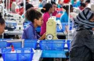 H&M'in Etiyopya'daki işçileri, günlük...