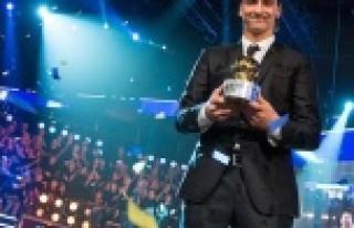 İbrahimoviç, İsveç'te 'yılın futbolcusu'...