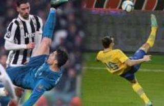 İbrahimovic: Ronaldo'nun golü güzel ama...