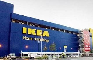 Ikea'dan Sığınmacılara Yardım