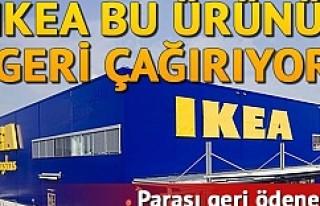 IKEA Patrull gece lambalarını geri çağırıyor