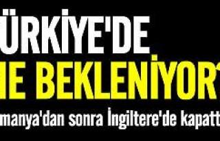 İngiltere'de Ankara'daki büyükelçiliğini...