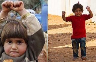 İnsanlığı utandıracak kahreden fotoğraf