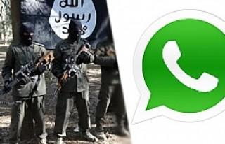 IŞİD 'den genç kıza 'WhatsApp'...