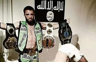 IŞİD dünya şampiyonunu öldürdü