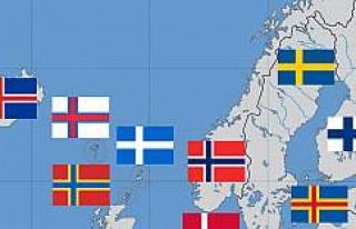 """İskandinav Ülkelerin İhraç Payı Düşüyor"""""""