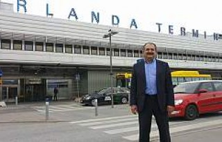 İskandinavya Emniyet Eski Müşaviri Feyzullah Arslan...