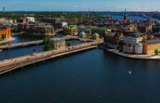 İskandinavya'nın en büyük şehri Stockholm