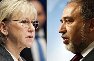 İsrail ile İsveç birbirine girdi