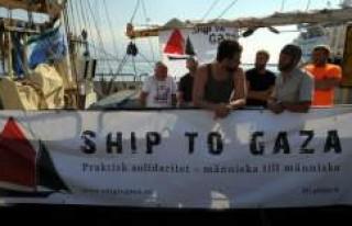 """İsrail """"Ship to Gazze Derneği""""ne tazminat..."""