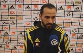 İşte Erkan Zengin play-off'ta istediği takım!
