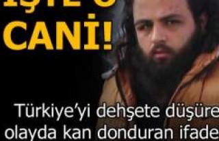 İşte Suriyeli bebeği öldüren o cani! İfadesi...