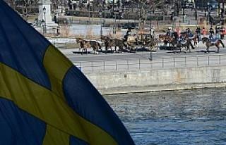 İsveç 100 bin sığınmacı bekliyor