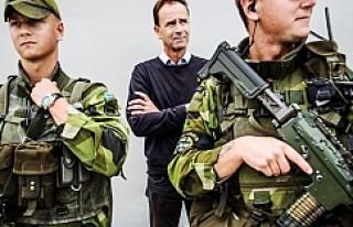 İsveç askerleri Kuzey Irak'ta