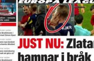 İsveç basını Fenerbahçe'nin gazibiyetine...