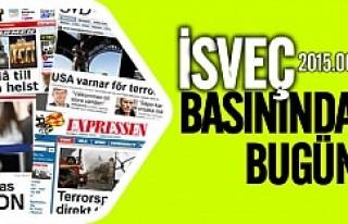İsveç Basınında bugün 03.06.2015