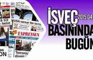 İsveç Basınında günün önemli haberleri