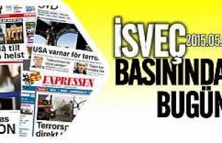 İsveç basınında öne çıkan haberler