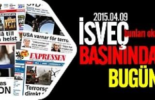 İsveç Basınında öne çıkan önemli haberler