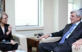"""İsveç Başkonsolosu Hyden: """"PKK terör örgütüdür"""""""