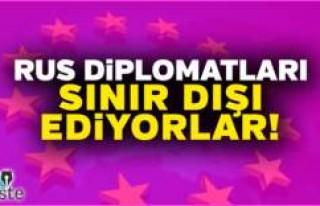 İsveç bir Rus diplomatı sınır dışı edecek